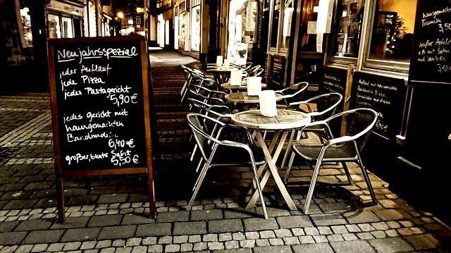Restaurant stock