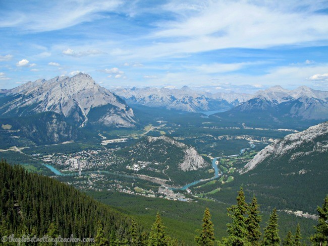 Banff Canadian Rockies
