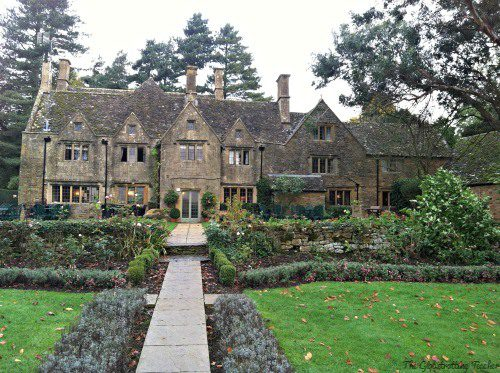 Cotswolds Villages Charingworth Manor