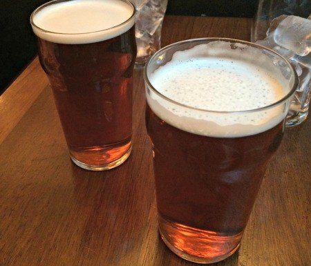 Grab a pint at one of London's many pubs!