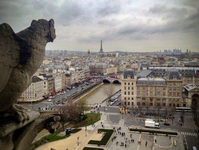 Paris First-timers cheat sheet