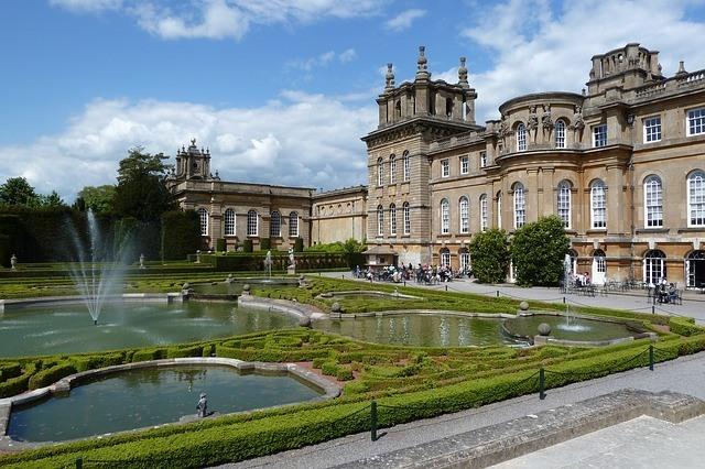 Cotswolds blenheim palace