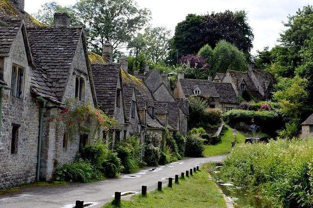 Cotswolds Villages Bibury