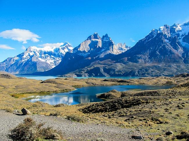 Patagonia Torres del Paine mountains