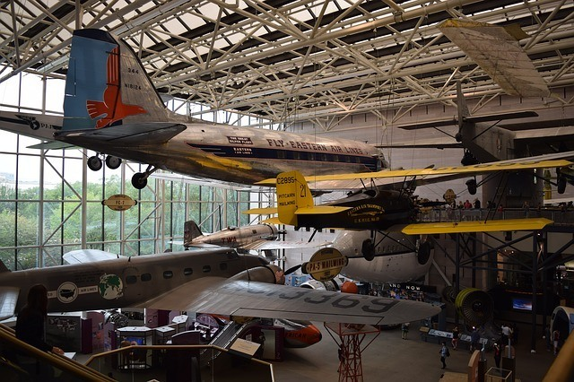 air-and-space-museum Washington DC