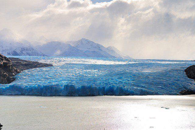Torres del Paine Patagonia Chile Grey Glacier