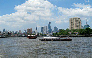 Bangkok River View