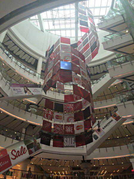 Central World Mall Bangkok
