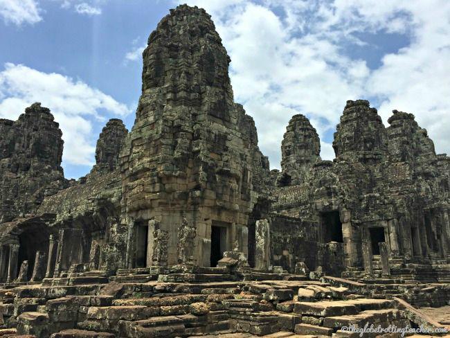 Bayon Angkor Wat Cambodia