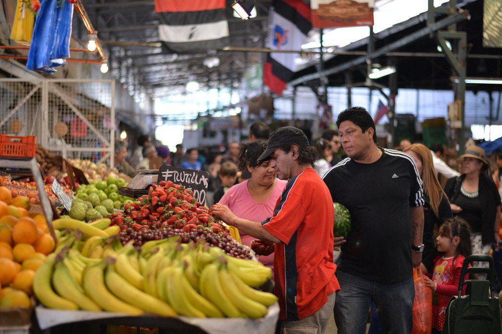 La Vega Central Santiago