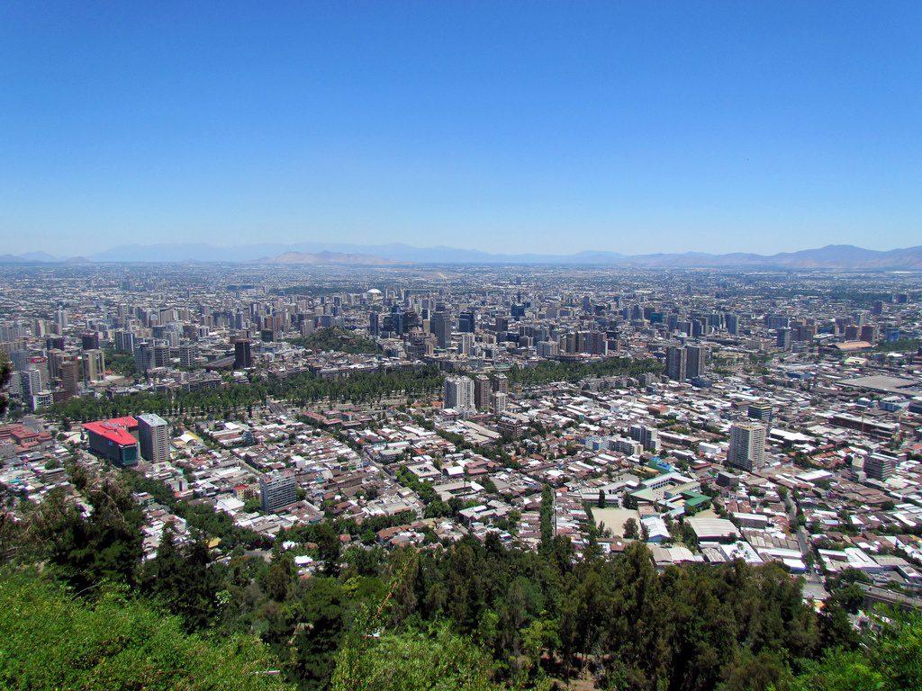cerro san cristobal photo