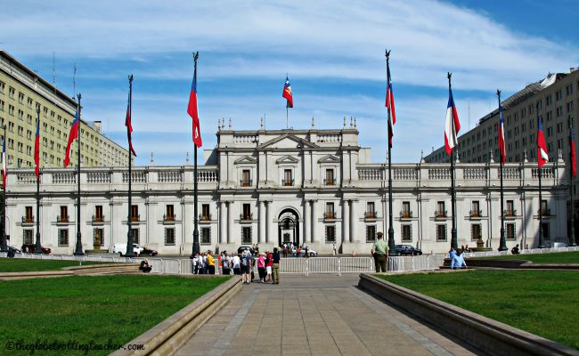Presidential Palace Chile
