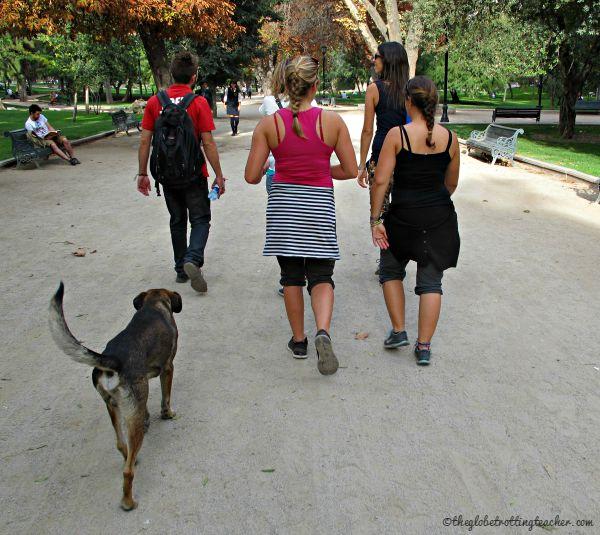 Santiago Free Walking Tour