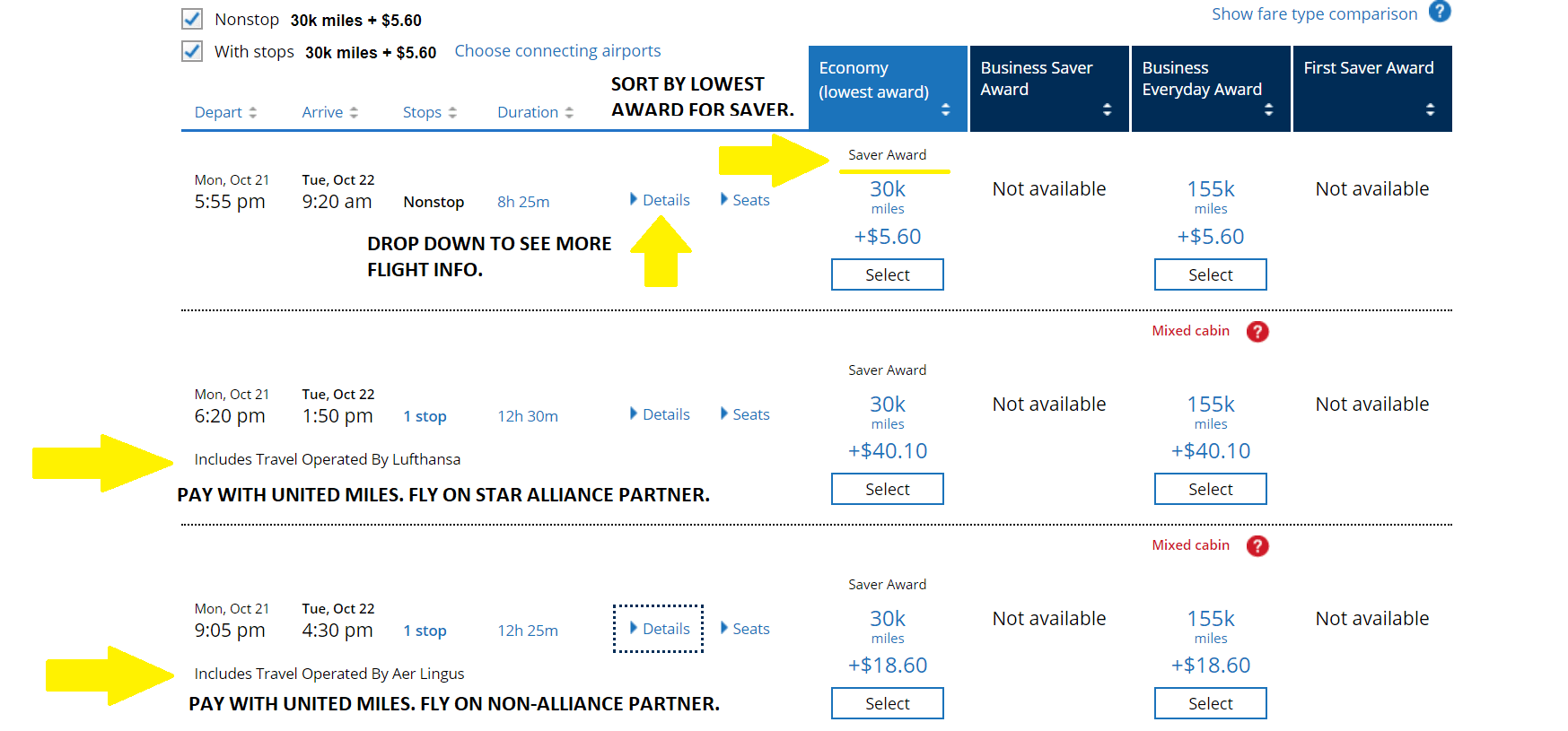 united airline alliance partners