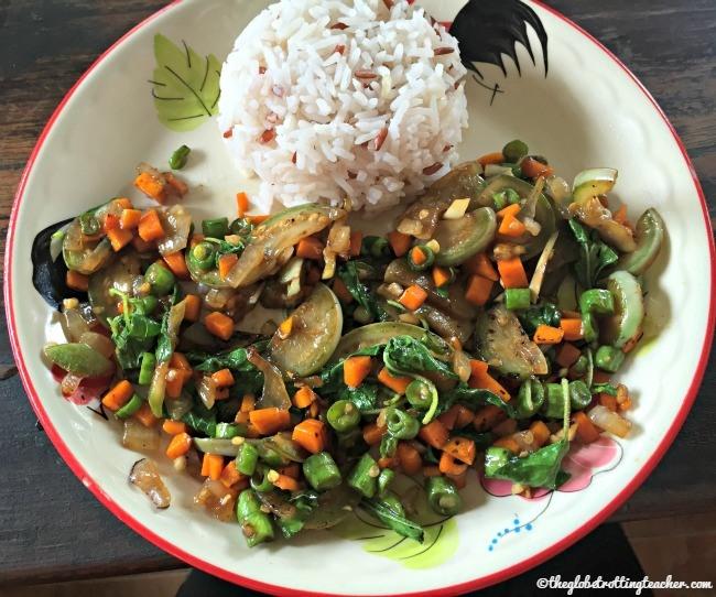 Thai Cooking Basil