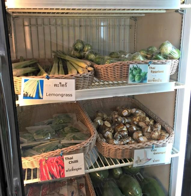 Thai Grocery Ingredients