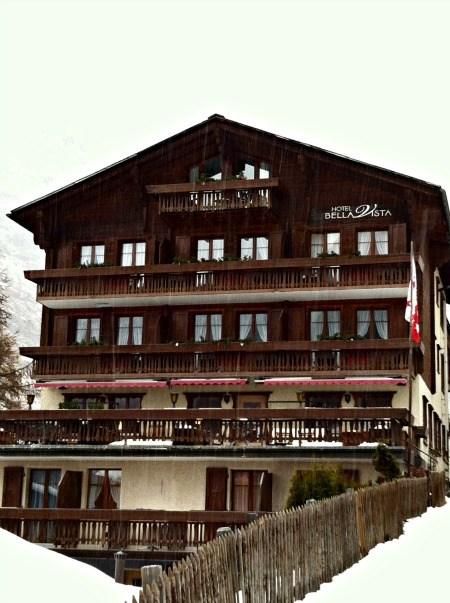 Zermatt Switzerland Bella Vista Hotel