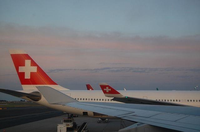 swiss-airplane