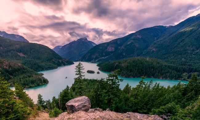 Glacier National Park Stock