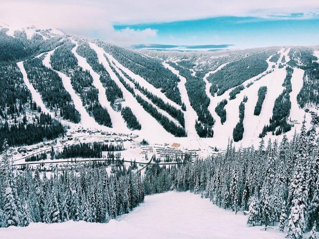 Pack for a ski trip
