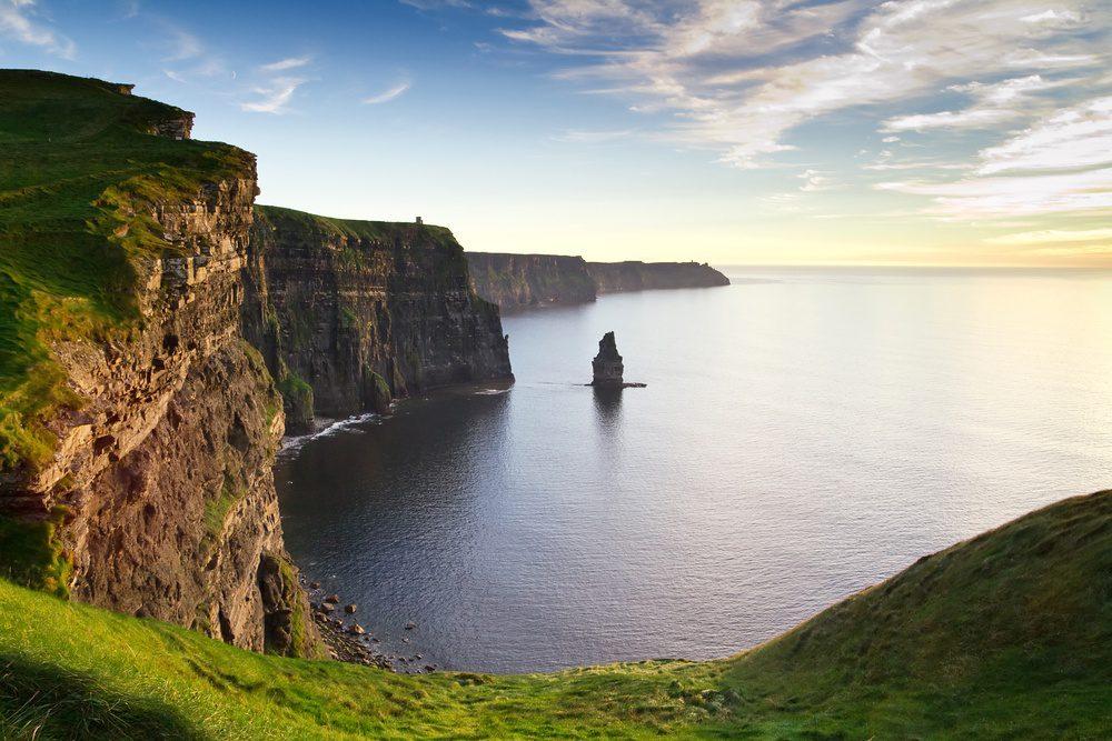Ireland Cliffs of Mohr