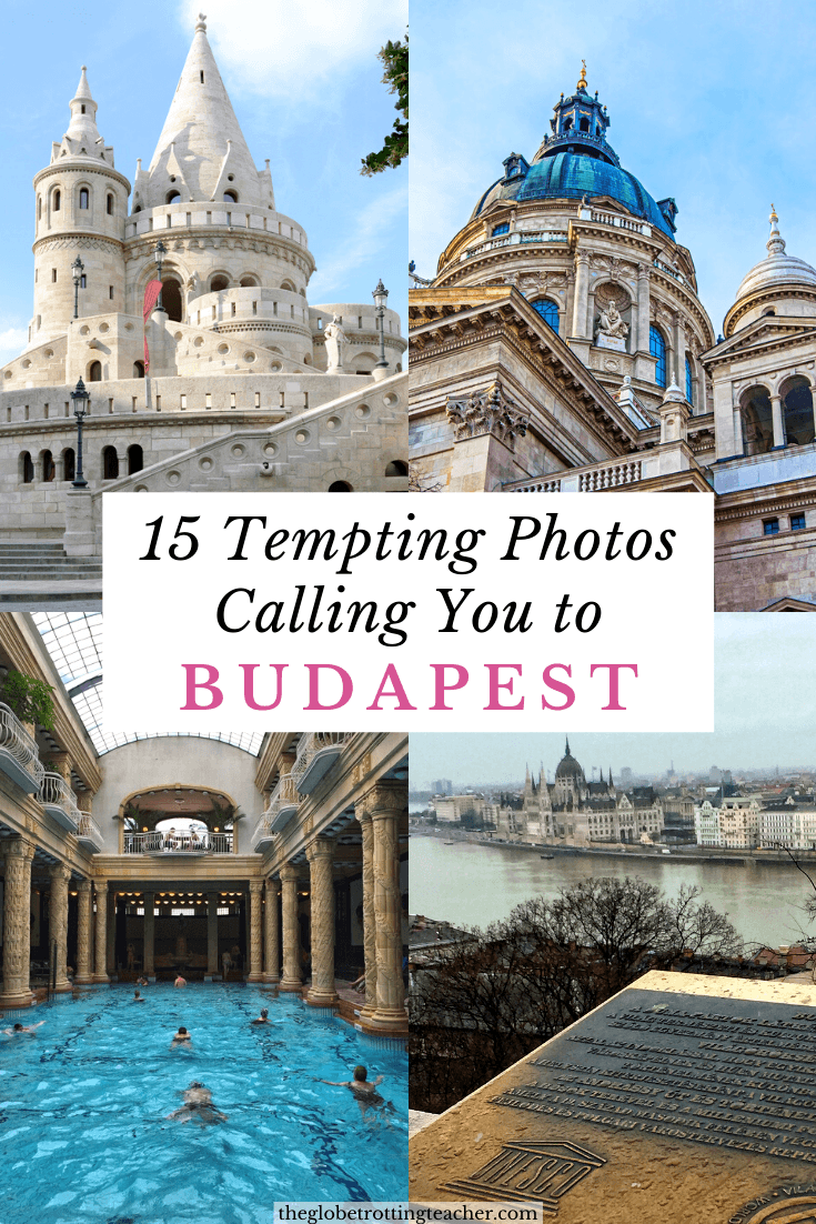 15 Tempting Photos Calling You to Budapest