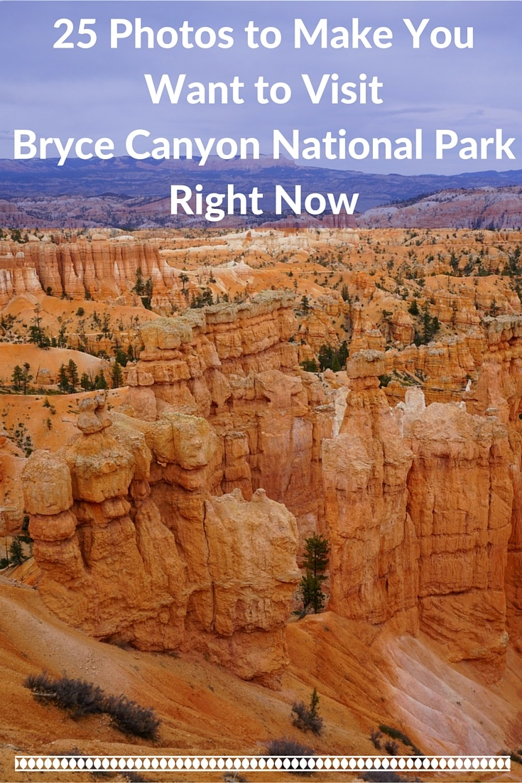 25 Photos to Make You Want to Visit Bryce Canyon National Park Right Now