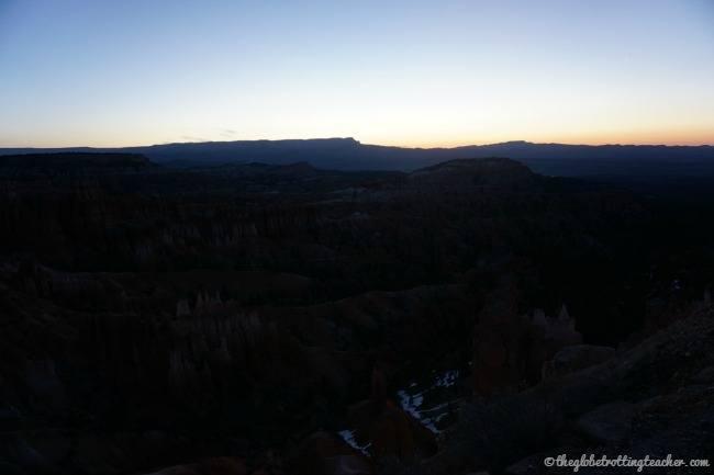 Bryce Canyon National Park Sunrise 1