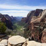 Climbing Angels Landing Hike at Zion National Park
