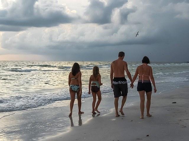 Family Travel Stock