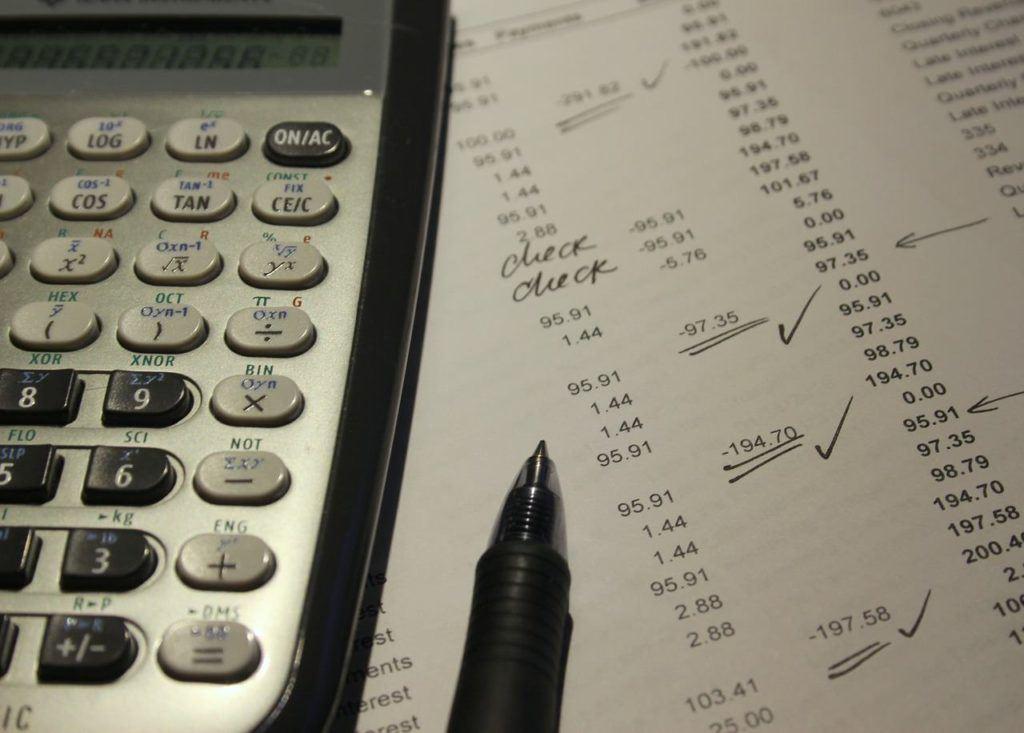 Paying Bills Stock
