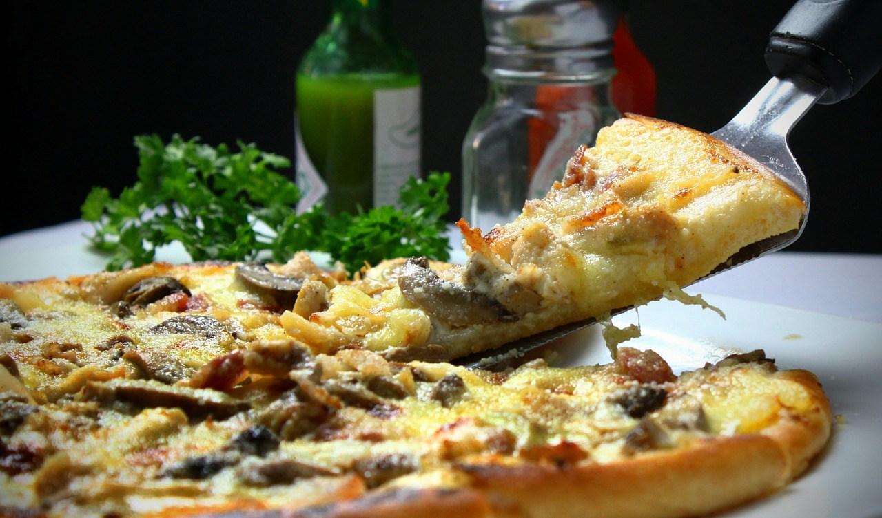 Pizza Food Stock