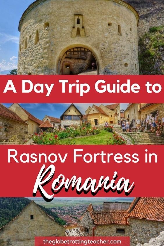 A Day Trip to Rasnov Fortress in Romania