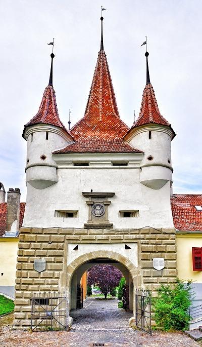 Brasov Catherine's Gate Romania