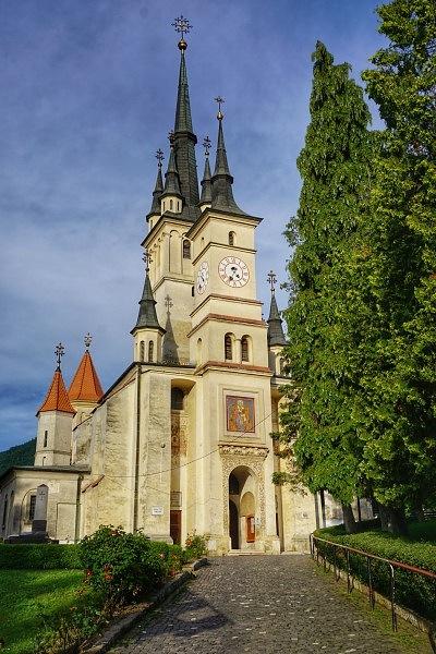 Brasov St Nicholas