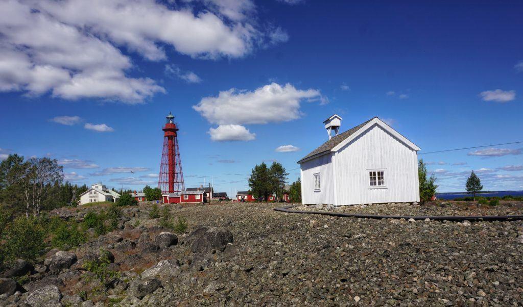 Skelleftea Swedish Lapland Archipelago