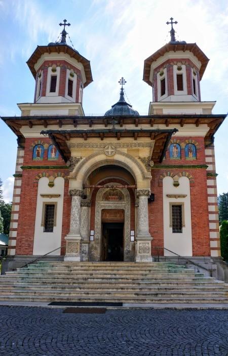 Sinaia Monastery Romania 2nd edit