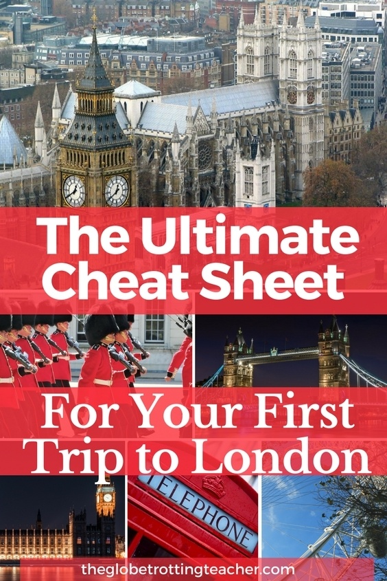 Planning a trip to London? This is a complete London Guide with itinerary ideas and tips, things to do in London, where to stay in London, how to get around and save money in London, as well as great day trips from London. Plus, get a FREE London Cheat Sheet to take with you on your trip! | #London #UK #Travel #Bucketlist #Europe #greatbritain #england #thingstodoinlondon #londonguide #londontrip #londonitinerary #europetravel #wheretostayinlondon #londondaytrips