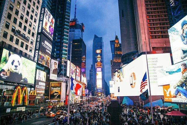 NYC Crowds