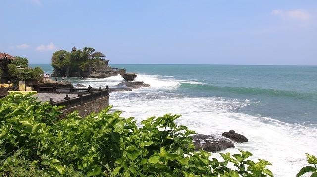 Bali Beach Stock