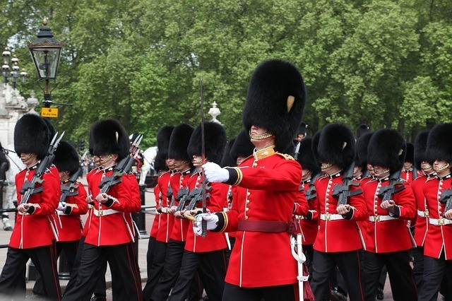 London Itinerary for a first time visit