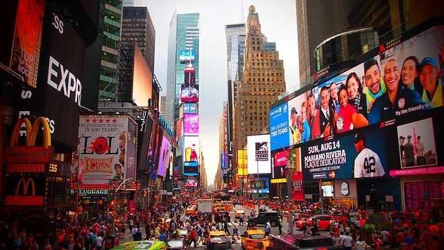 new-york City Times Square
