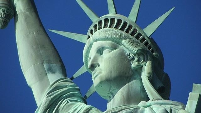 Statue of Liberty Stock