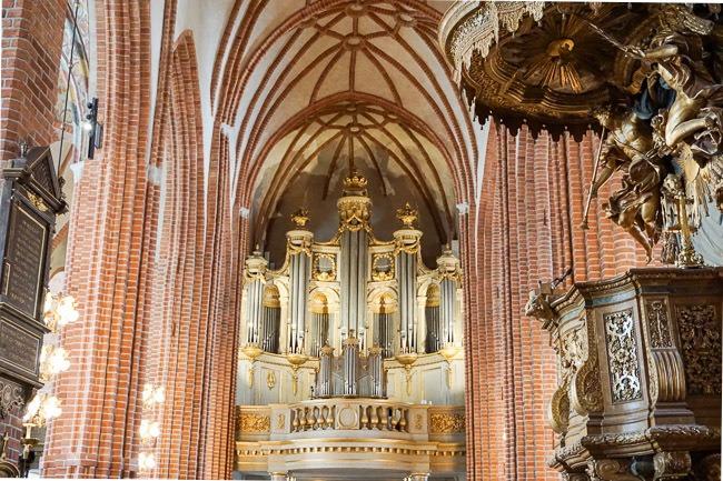 Stockholm Sweden Cathedral