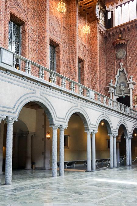 Stockholm Sweden City Hall