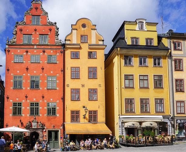 Stockholm Sweden Gamla Stan