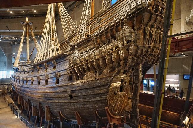 stockholm Sweden Vasa