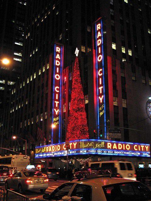 Christmas in New York Radio City Music Hall