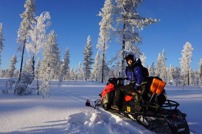 Planning a trip to Finnish Lapaland