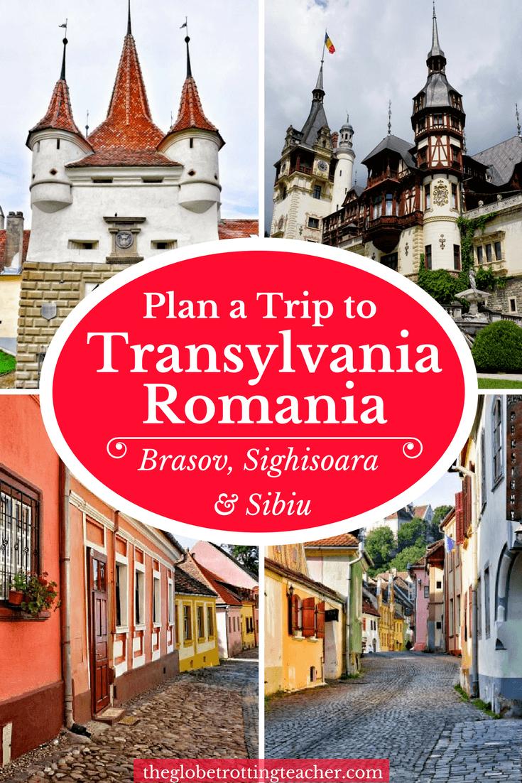 Planning a Trip to Transylvania